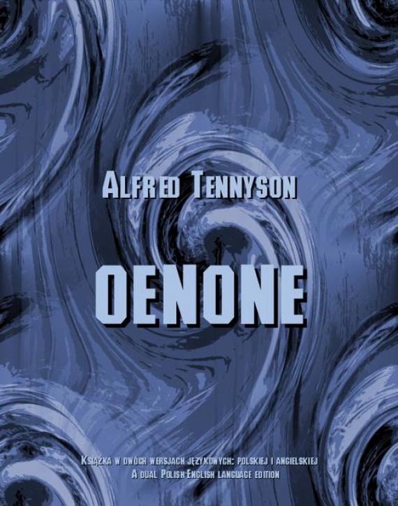 okładka Oenoneebook | EPUB, MOBI | Alfred Tennyson
