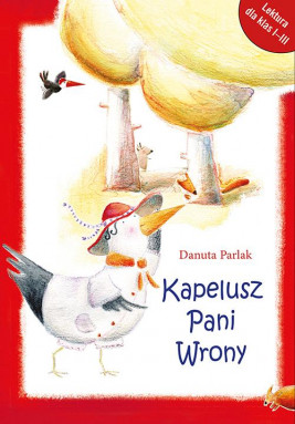 okładka Kapelusz Pani Wrony, Ebook | Danuta Parlak