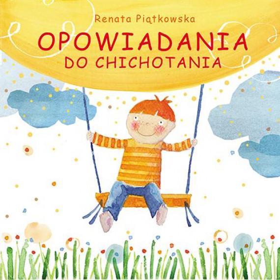 okładka Opowiadania do chichotaniaebook | EPUB, MOBI | Renata  Piątkowska