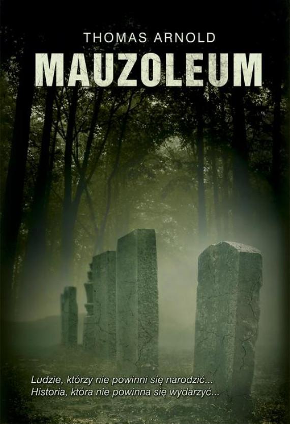 okładka Mauzoleumebook | EPUB, MOBI | Thomas Arnold