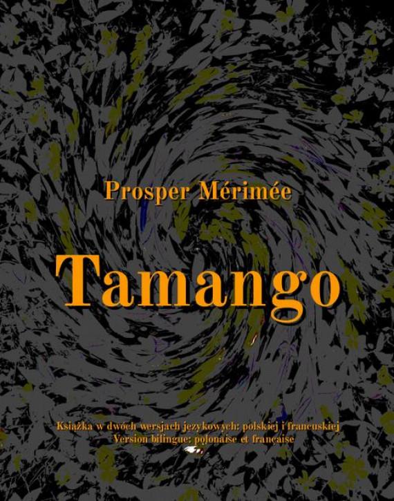 okładka Tamangoebook | EPUB, MOBI | Prosper Mérimée