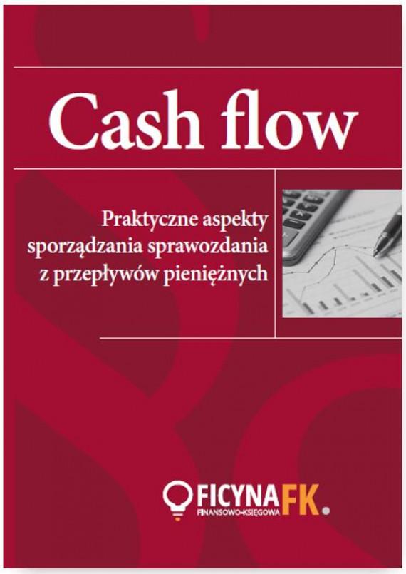 okładka CASH FLOW Praktyczne aspekty sporządzania sprawozdania z przepływów pieniężnychebook | EPUB, MOBI | Praca Zbiorowa