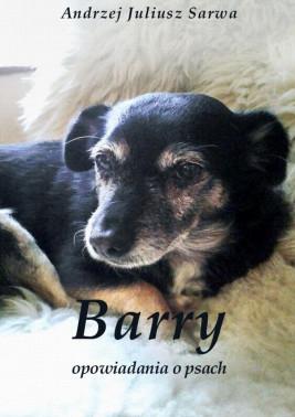 okładka Barry. Opowiadania o psach, Ebook | Andrzej  Sarwa
