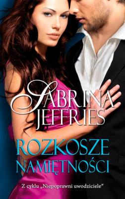 okładka Rozkosze namiętności, Ebook | Sabrina Jeffries