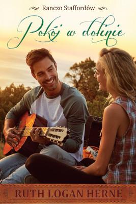 okładka Pokój w dolinie, Ebook | Ruth Logan Herne