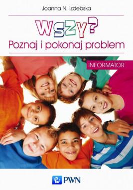 okładka Wszy? Poznaj i pokonaj problem. Informator, Ebook | Joanna N.