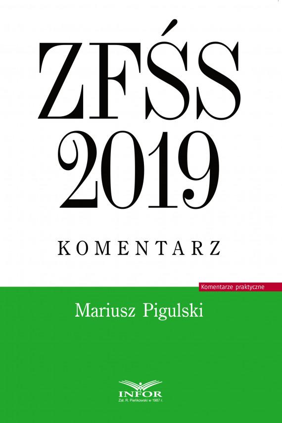okładka ZFŚS 2019. Komentarzebook | PDF | Mariusz  Pigulski
