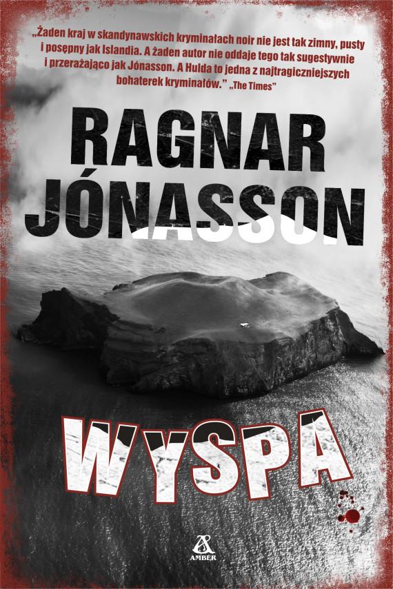 okładka Wyspaebook | EPUB, MOBI | Ragnar Jónasson, Antoni Kulawik