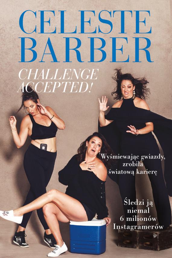 okładka Challenge Accepted!ebook   EPUB, MOBI   Agata Pryciak, Celeste  Barber
