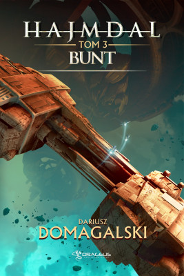 okładka Hajmdal. Tom 3. Bunt, Ebook | Dariusz  Domagalski