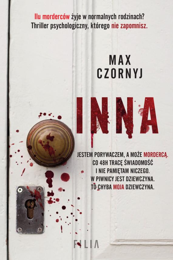 okładka Innaebook | EPUB, MOBI | Max Czornyj