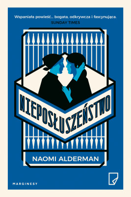 okładka Nieposłuszeństwo, Ebook | Naomi Alderman