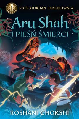 okładka Aru Shah i pieśń śmierci, Ebook | Roshani Chokshi