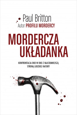 okładka Mordercza układanka, Ebook | Britton Paul