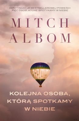 okładka Kolejna osoba, którą spotkamy w niebie, Ebook | Mitch Albom