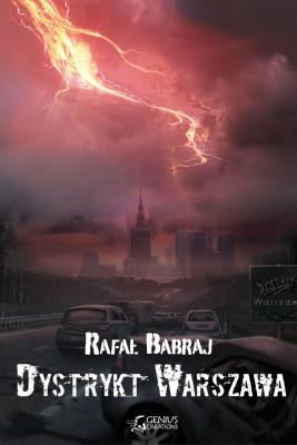 okładka Dystrykt Warszawa, Ebook | Rafał Babraj