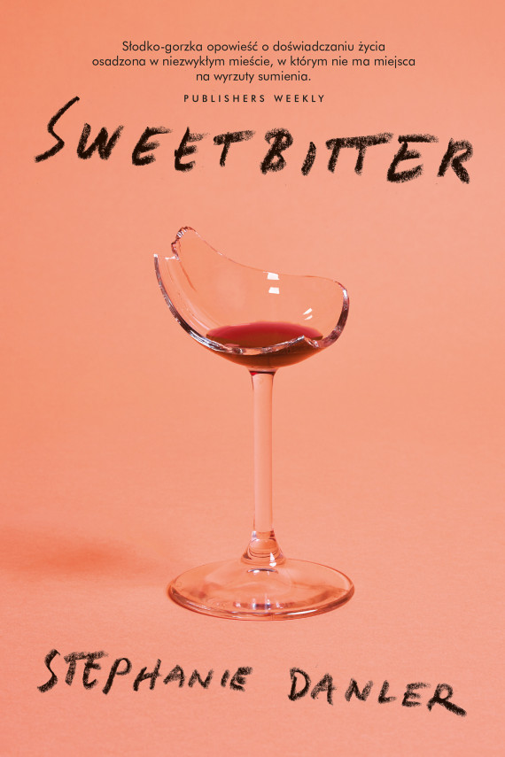 okładka Sweetbitterebook | EPUB, MOBI | Stephanie Danler