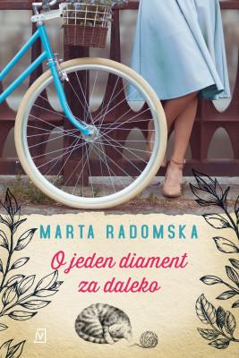 okładka O jeden diament za daleko, Ebook   Marta Radomska