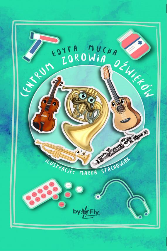 okładka Centrum zdrowia dźwiękówebook | EPUB, MOBI | Edyta Mucha