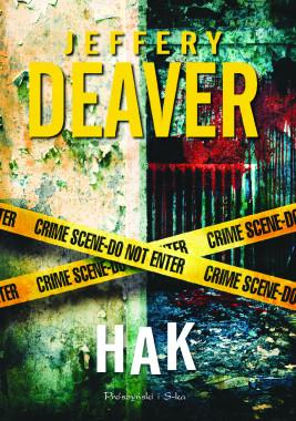 okładka Hak, Ebook | Jeffery Deaver