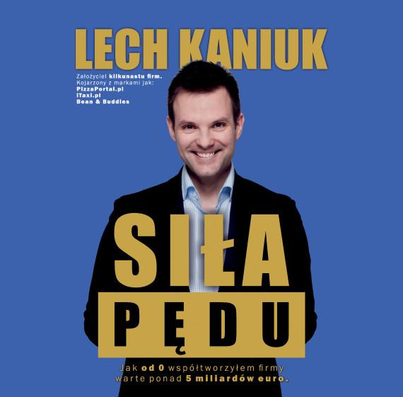 okładka Siła Pęduebook | EPUB, MOBI | Lech Kaniuk