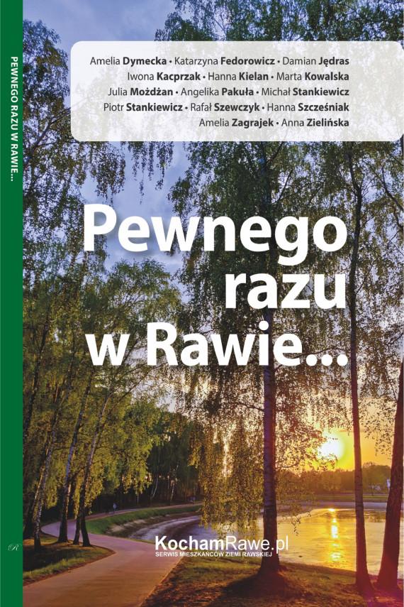 okładka Pewnego razu w Rawieebook | EPUB, MOBI | Robert Stępowski