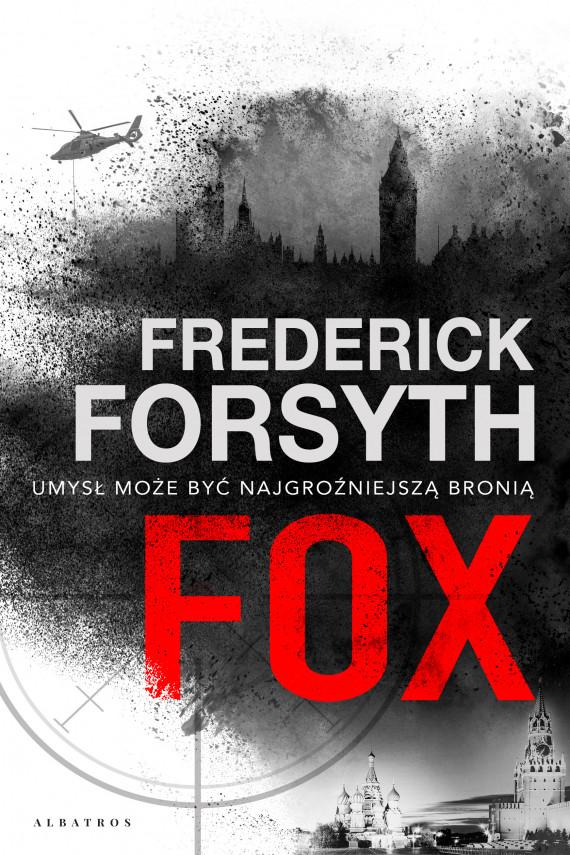 okładka FOXebook | EPUB, MOBI | Frederick Forsyth, Robert Waliś