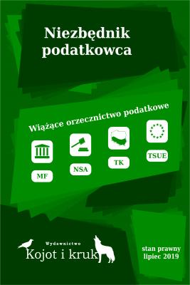 okładka Niezbędnik podatkowca, Ebook | Krzysztof Janczukowicz