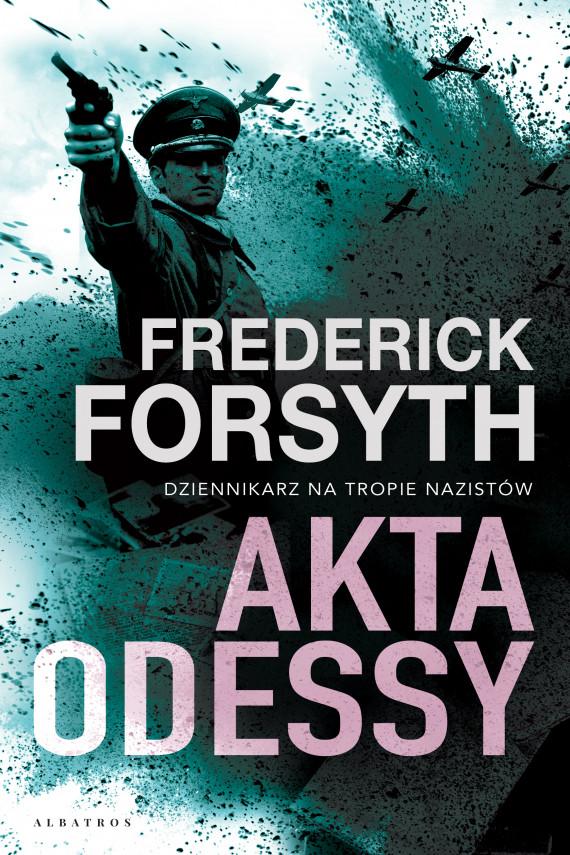 okładka AKTA ODESSYebook | EPUB, MOBI | Frederick Forsyth, Tomasz Wyżyński