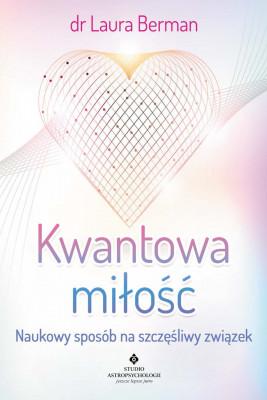 okładka Kwantowa miłość, Ebook | BRAK