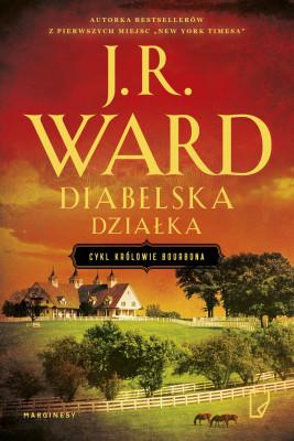 okładka Diabelska działka, Ebook | J.R. Ward