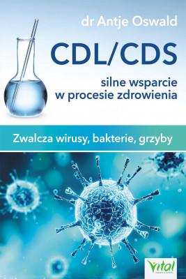 okładka CDL/CDS silne wsparcie w procesie zdrowienia, Ebook | Antje Oswald