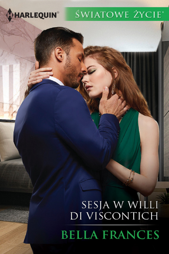 okładka Sesja w willi Di Viscontichebook | EPUB, MOBI | Bella Frances