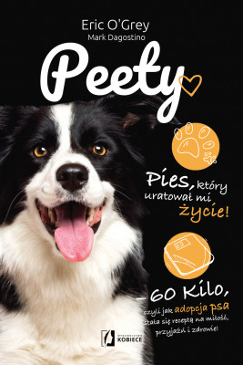 okładka Peety, Ebook | Eric O'Grey, Mark Dagostino