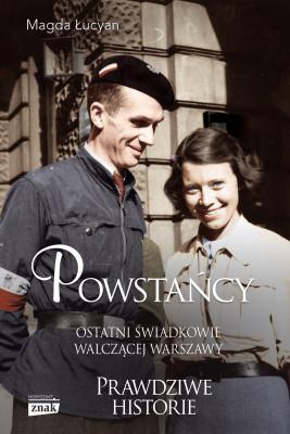 okładka Powstańcy, Ebook | Magda Łucyan
