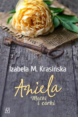 okładka Aniela, Ebook | Izabela M.  Krasińska