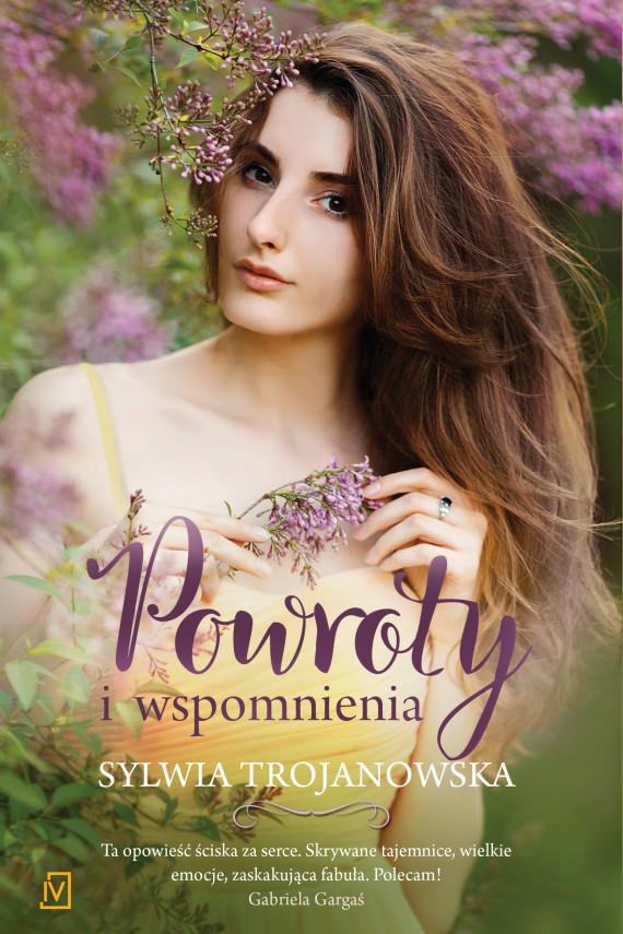 okładka Powroty i wspomnieniaebook | EPUB, MOBI | Sylwia Trojanowska