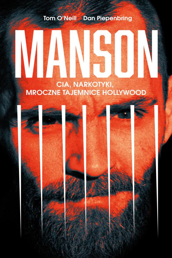 okładka Mansonebook   EPUB, MOBI   Radosław Madejski, Tom O'Neill, Dan  Piepenbring