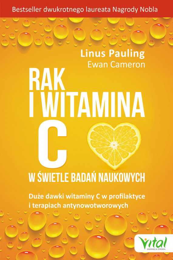 okładka Rak i witamina C w świetle badań naukowychebook | EPUB, MOBI | Pauling Linus