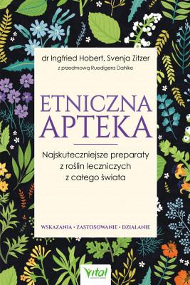 okładka Etniczna apteka - PDF, Ebook | Hobert Ingfried