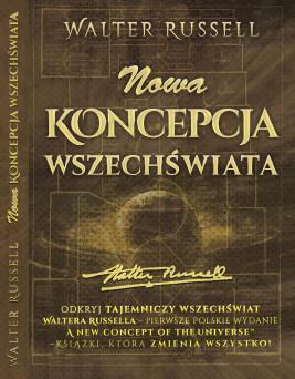 okładka Nowa Koncepcja Wszechświata, Ebook | dr Walter  Russell