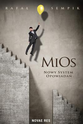 okładka MiOs. Nowy system opowiadań, Ebook | Rafał Sempik