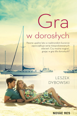 okładka Gra w dorosłych, Ebook | Leszek Dybowski