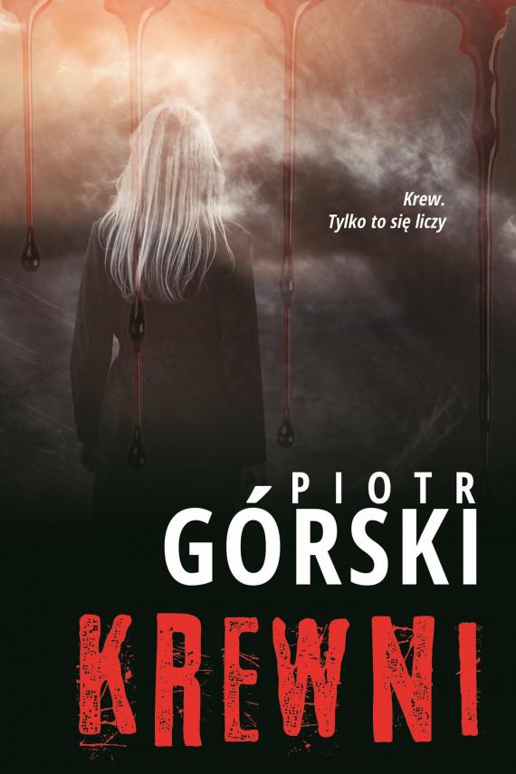 okładka Krewniebook   EPUB, MOBI   Piotr Górski