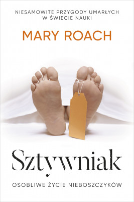 okładka Sztywniak, Ebook | Mary Roach