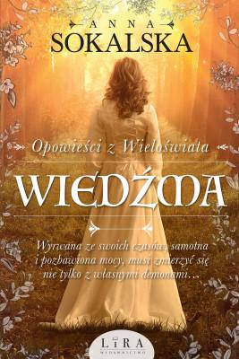 okładka Wiedźma, Ebook | Sokalska Anna