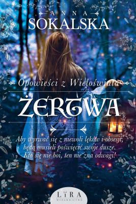 okładka Żertwa, Ebook | Sokalska Anna