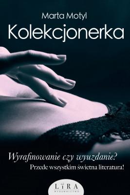 okładka Kolekcjonerka, Ebook | Motyl Marta