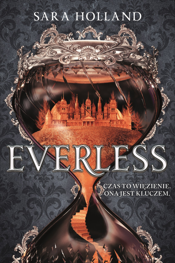 okładka Everlessebook | EPUB, MOBI | Sara Holland