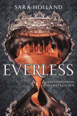 okładka Everless, Ebook | Sara Holland